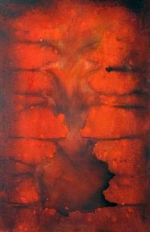 Henrik Sjöström (El Bastardo) - New/Clear - The Taming of the North Wind Acrylic & Spraypaint on Canvas, Paintings