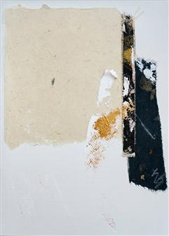 Merritt Spangler - Subtle Undoing No. 7 Acrylic on Paper, Paintings
