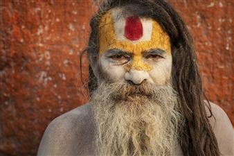 Safaa Kagan - Sudhu Man 1 Archival Pigment Print, Photography