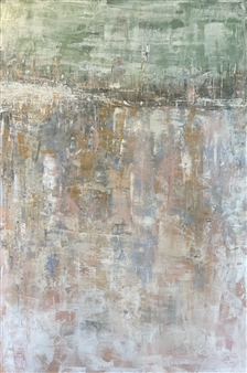 Kate Robinson - Mighty Miracles Acrylic on Canvas, Paintings