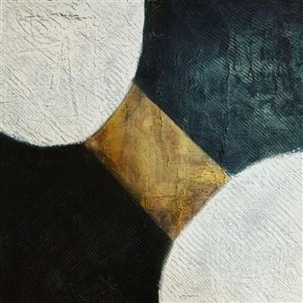 Ulrich T. Grabowski - Poles Acrylic on Canvas, Paintings