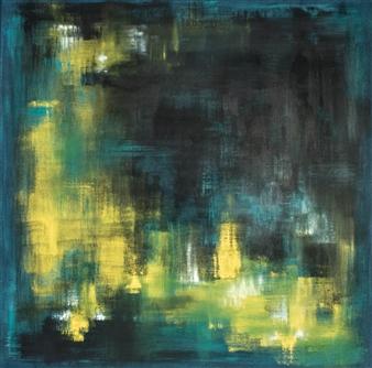 Susan Shade - Blinker Acrylic on Canvas, Paintings