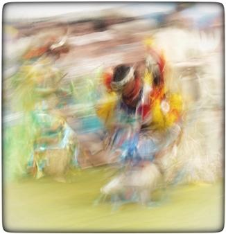 Danny Johananoff - Color Celebration Photograph on Plexiglass, Photography