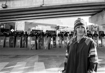 Ada Luisa Trillo - The Migrant Caravan - Danea Archival Pigment Print, Photography