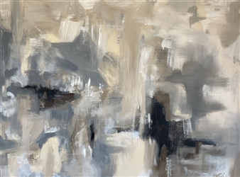 Kate Robinson - Cozy Comfort Acrylic on Canvas, Paintings