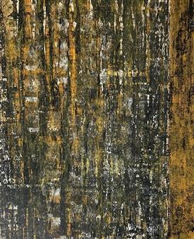 Kim Hinkson - Barcelona Acrylic on Canvas, Paintings