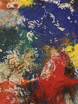 Maribel Matthews - Autumn Oil on Canvas, Paintings