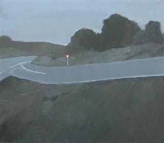 Artem Novoselov - Turn Oil on Canvas, Paintings