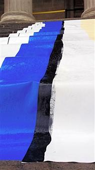 Laura Colantonio - From Line to Space #4 Inkjet Print on Fine Art Paper, Prints