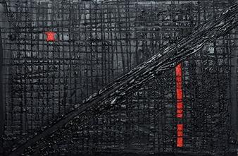 Alexey SAVART - Gravity Volumetric Copyright Technique, Paintings