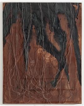 YeonSoo Kim - Tarantulas-1901 Mixed Media on Canvas, Mixed Media