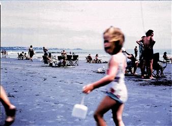 markpizzaArt - Girl on the Run Archival Pigment Print on Aluminum, Photography