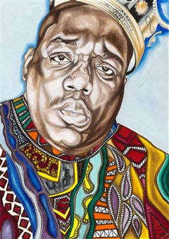 Lynde - The Illest Giclee Print on Canvas, Prints