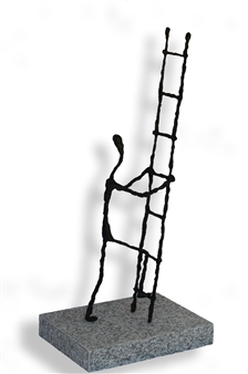 Pablo Serrano - Success Bronze, Sculpture