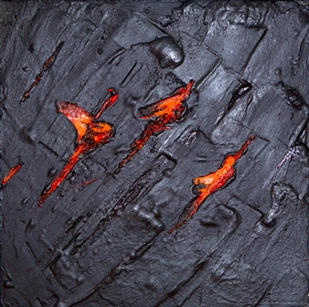 Alexey SAVART - Fata Morgana Volumetric Copyright Technique, Paintings