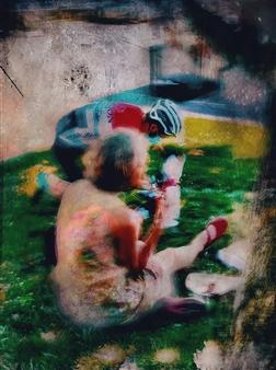 Evan William Plunkett - Picnic Archival Pigment Print, Photography