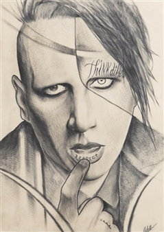 Gabriele Pellerone - Merilyn Manson Latex, Other Category