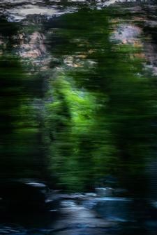 Erin Wang - Fleeting Landscape II Photograph on Fine Art Paper, Photography