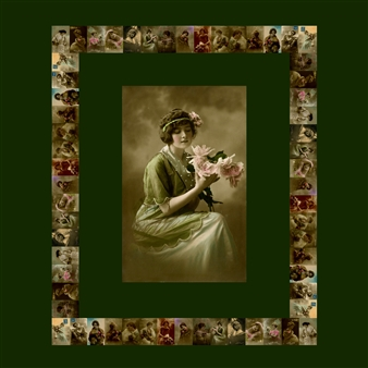 Wallace - Woman Photographic Print on Fine Art Paper, Prints