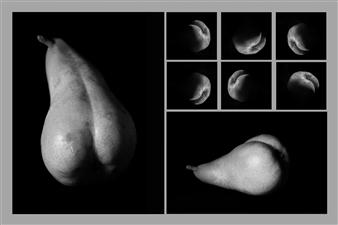 Rogelio Cabadas Lopez - Las Peras Photograph on Cotton Hahnemühle, Photography