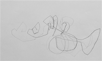 Marek Wasylewicz - VvA-F Pencil on Paper, Drawings