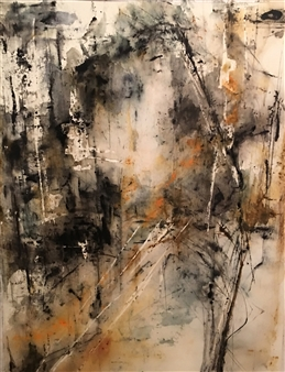 Dana Ingesson - I See the Light Watercolor on Paper, Paintings
