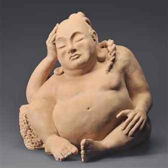 Susan Kadish - 48 Stoneware, Sculpture