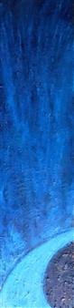 Carol Kavish - Insomnia Acrylic on Canvas, Mixed Media
