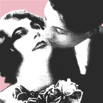 Wallace - The Kiss (C) Photographic Print on Fine Art Paper, Prints