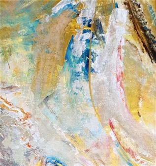 Gordana Tomic - Mirth Acrylic on Canvas, Paintings