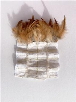 Andrea Collante - TP#13 Mixed Media Textile, Mixed Media