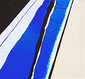 Laura Colantonio - From Line to Space #11 Inkjet Print on Fine Art Paper, Prints
