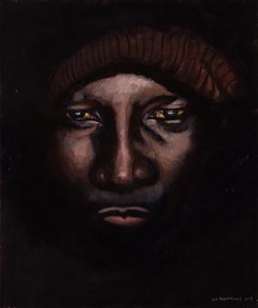 Britt-Marie Tidemand - People Acrylic on Canvas, Paintings