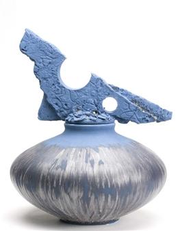 Susan Kadish - 3229 Stoneware, Sculpture