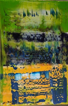 Marianne Durach - MD06 Oil on Canvas, Paintings