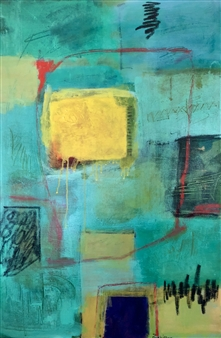 Paul Kittlaus - Untitled #170 Acrylic on Canvas, Paintings