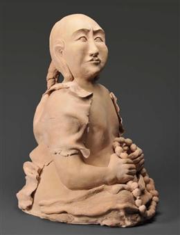 Susan Kadish - 60 Stoneware, Sculpture