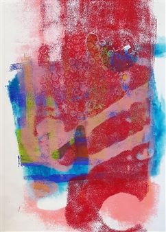 Claudia Mini - Uma Memória Monotype, Paintings