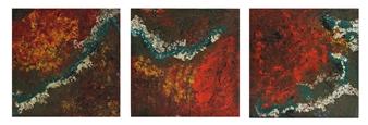 Natasha Estanga - Heidegger Oil on Canvas, Paintings