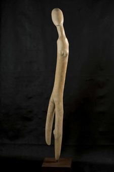 Ana Riesser - Coming from the Wood Wood, Sculpture