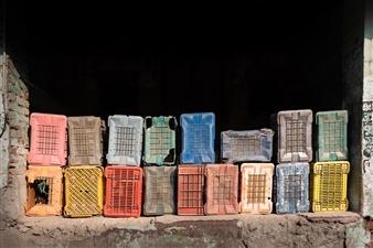 Rogelio Cabadas Lopez - Lo Viejo Photograph on Cotton Hahnemühle, Photography