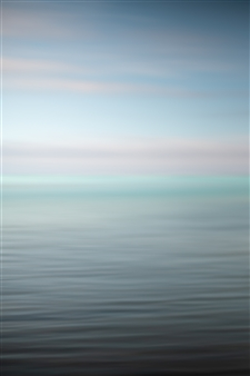 Renzo Sanchez-Silva - Calm Waters Digital C-Print on Aluminum, Photography