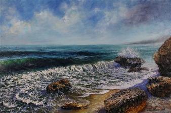 Deana Evstefeeva - Mermaid Beach Paintings