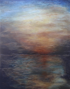 Lisa Sommers - Dawn Oil on Canvas, Paintings