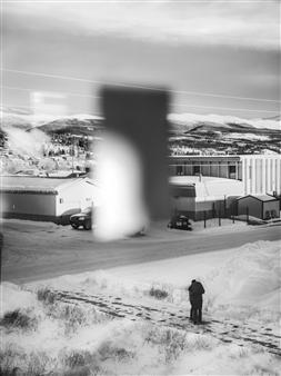 Erin Wang - Land Mark IV Photograph on Fine Art Paper, Photography