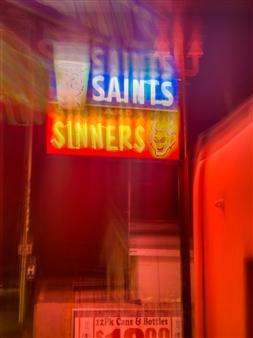 Evan William Plunkett - Saints and Sinners Archival Pigment Print, Photography