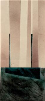 Vuce - Materiae Machina Airbrush on Board, Paintings