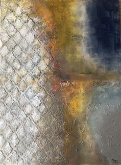 Mona Taqi - Dream Acrylic on Canvas, Paintings