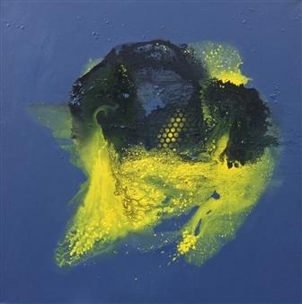 Jon Kraja - This is the End 5 Acrylic & Spraypaint on Canvas, Paintings