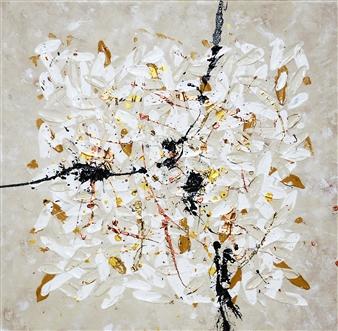 Belle Roth - Bangkok AM 1.0 Acrylic on Canvas, Paintings